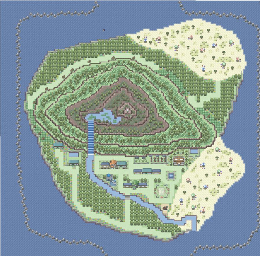 Mysidia's MegaMaps series for Orange Islands Mikan_Island_by_HallofFamer