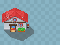 Pallet Town House by Nidrax