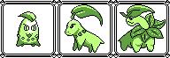 Johto Beta Pokemon 001-003 by Nidrax