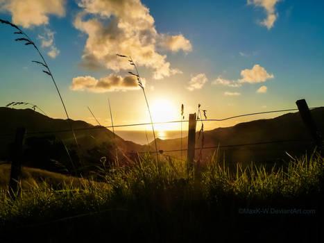 A New Zealand Sunset