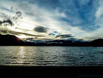 Wanaka Sunset by MaxK-W