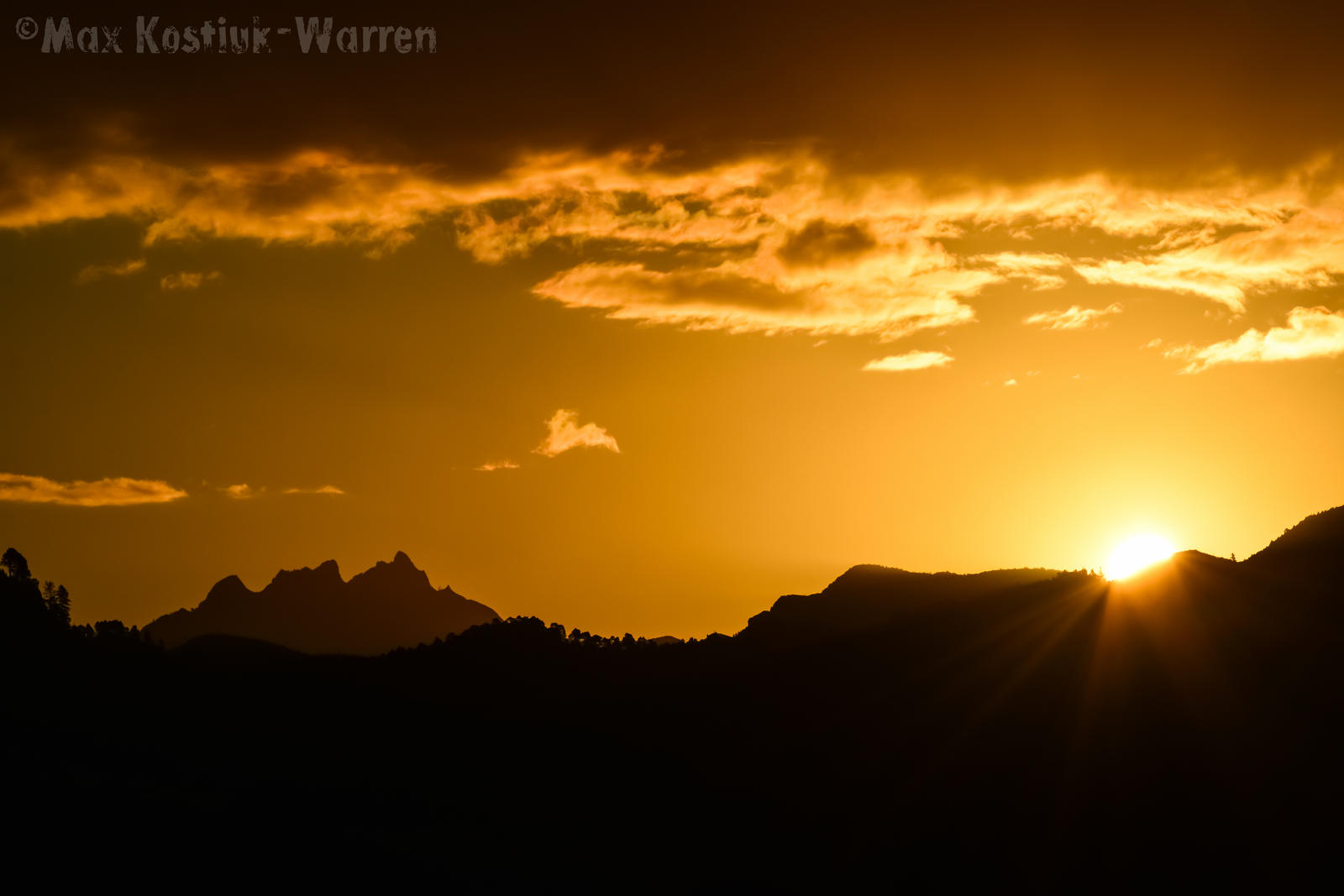 Tairua Sunset by MaxK-W