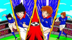 Tsubasa to Misaki Goruden Duo