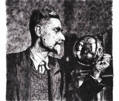 Maurits Escher by GabrielGrob
