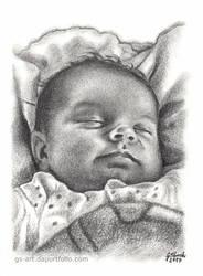 Sleep (Commissioned) by GabrielGrob