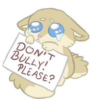 Anti-Bullying Icon contest on FA by Twidle