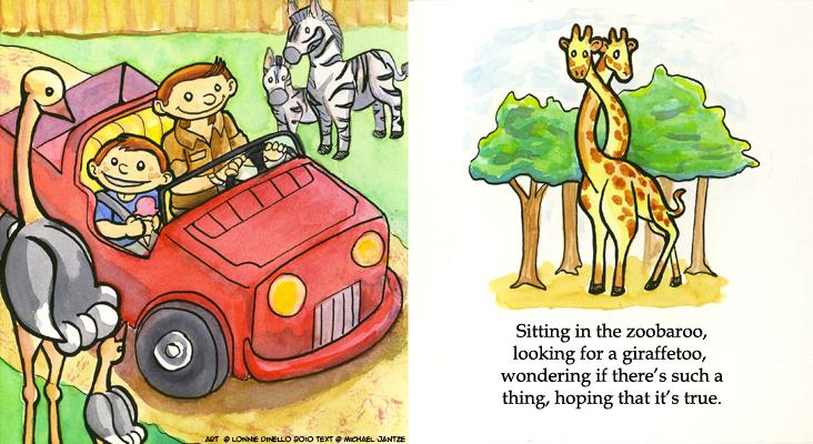 Children's Book Layout 1 by LonnieAnn on DeviantArt