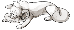 Wolfhome Freebie (NOT MY ART)