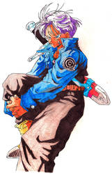 Trunks by Y2JD