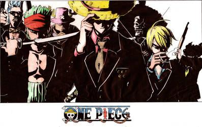 One Piece by Y2JD