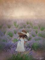 Little Lavender Girl