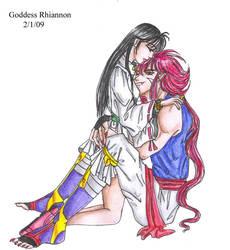 Comfort by GoddessRhiannon13