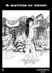 A Matter of Trust 1 by GoddessRhiannon13