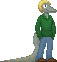 [Point Commission] Pixel Drago by Chris-Draws