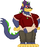 [Point Commission] Harmon Sprite by Chris-Draws