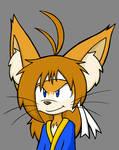 Confident Cat (Line Art Test) by Chris-Draws
