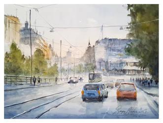 Traffic by sampom