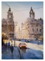Budapest view by sampom