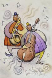 Jazz potatoes by sampom