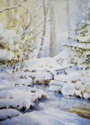 Winter study by sampom