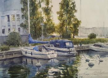 Boats again by sampom