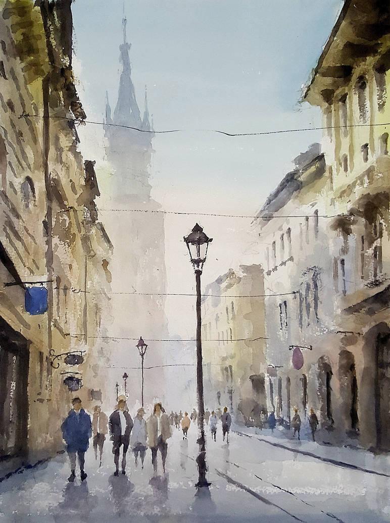 Krakow moment by sampom