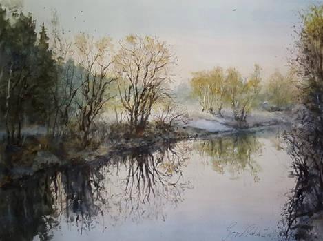 Wanda river