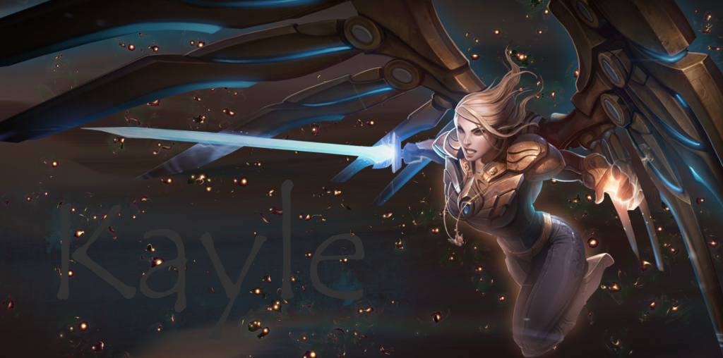 kayles wings are now - photo #25
