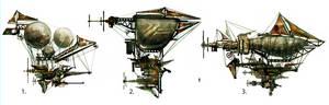 Airship Type Variations