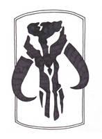 Bounty Hunter Tattoo design by phantaz