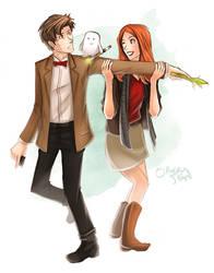 Doctor Who: Stowaway