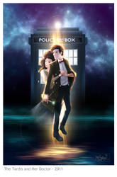 DW: The Tardis and her Doctor