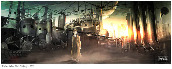 Doctor Who: The Factory