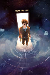 Doctor Who - SpaceMan by OrneryJen
