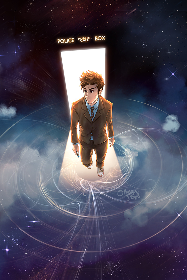 Doctor Who - SpaceMan