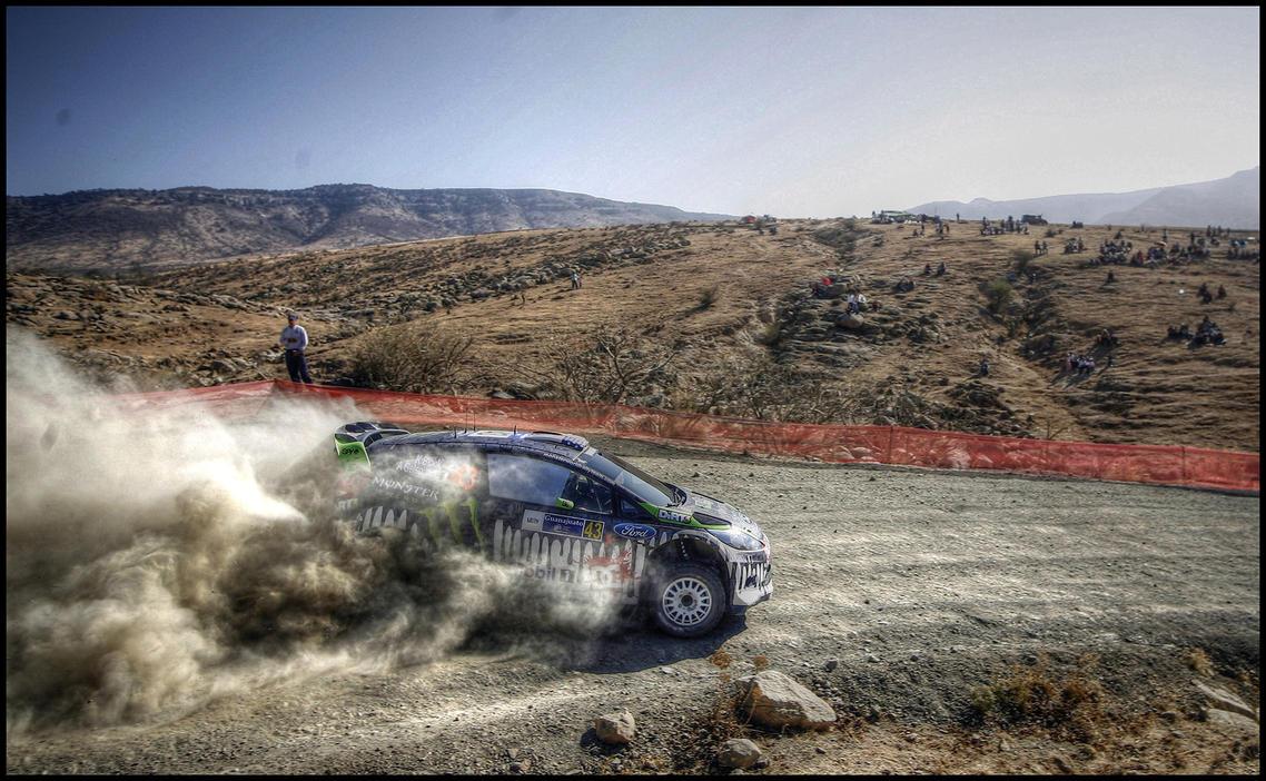 WRC - Ken Block HDR by seb88