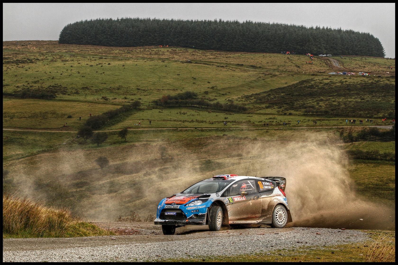 WRC - Mads Ostberg HDR by seb88