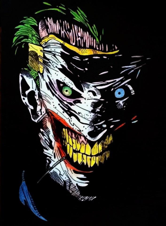 new 52 joker by hermione mellark d6wdhoz Joker New 52New 52 Joker Returns