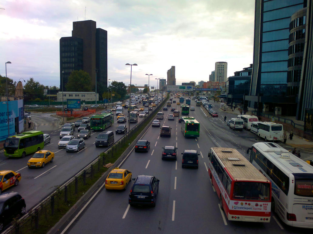 Istanbul by enricomiglino