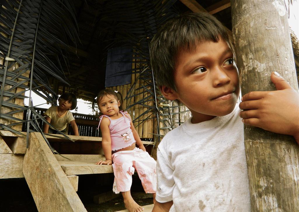 The Children of the Worani by Razikimzungu