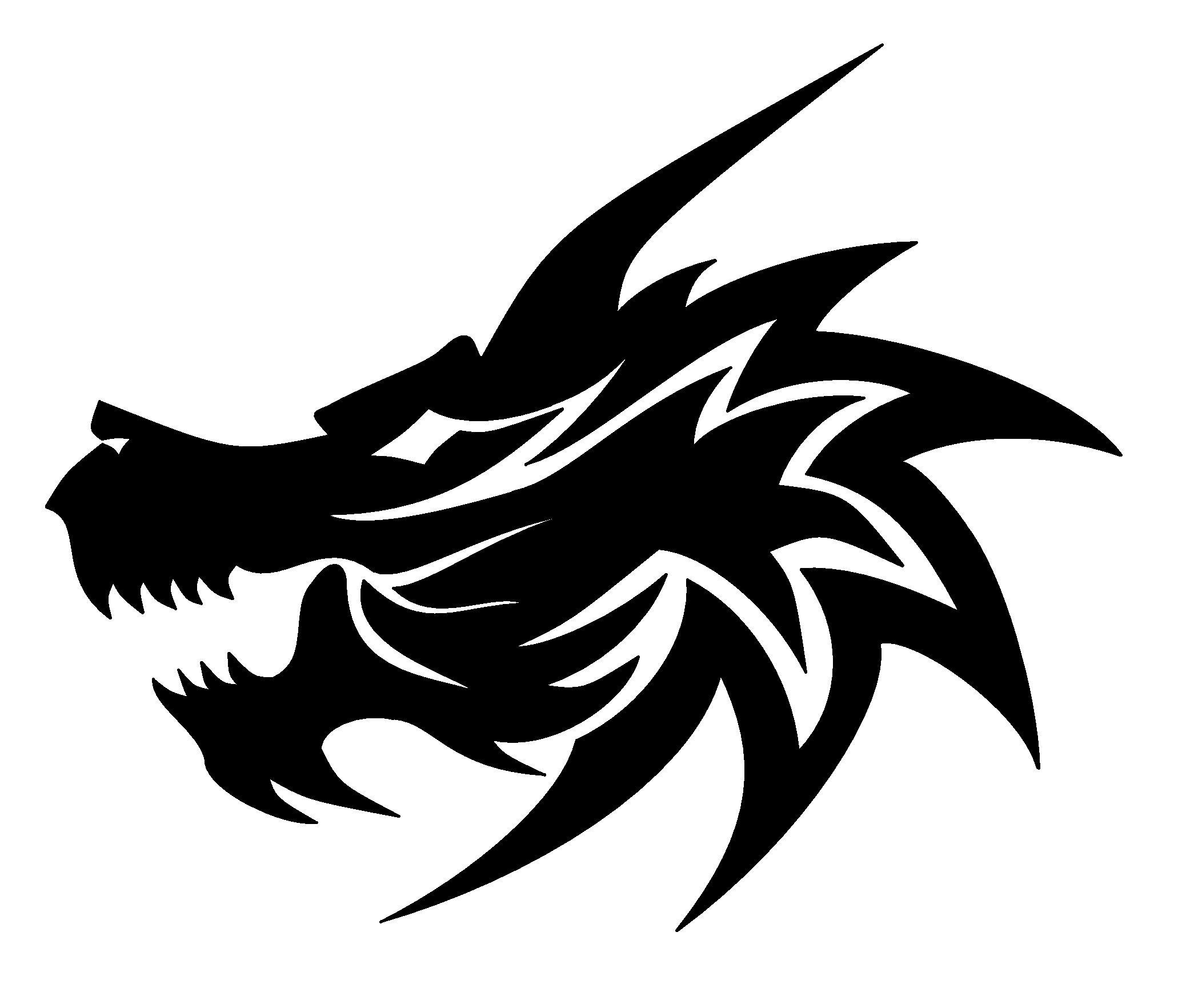 The gallery for --> Chinese Tribal Dragon Head