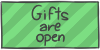 Gifts are open by WizzDono