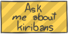 Ask me about kiribans by WizzDono