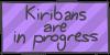 Kiribans are in progress by WizzDono