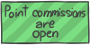 Point commissions are open by WizzDono