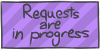 Requests are in progress by WizzDono