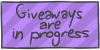 Giveaways are in progress by WizzDono