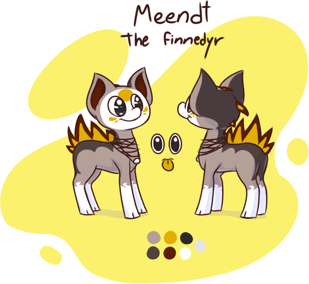 Meendt reference by WizzDono