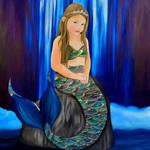 Little Mer Girl