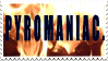 Pyromaniac's Stamp by MurdererDelacroix